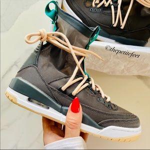 NWT Nike Air Jordan 3 Retro Explorer Lite